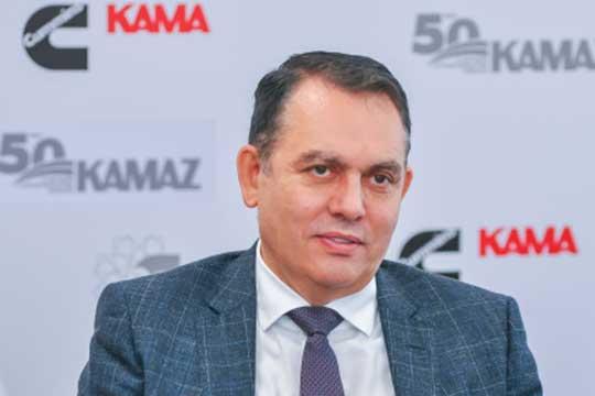 Ирек Гумеров: «Создание и выпуск на рынок малогабаритного электромобиля — одно из перспективных направлений развития компании на ближайшие годы»