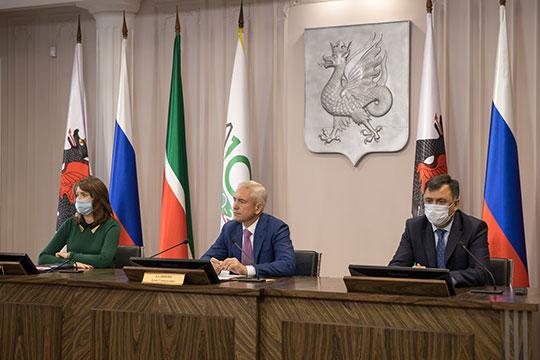 Главной темой сегодняшнего утреннего совещания в исполкоме Казани стал туристический поток