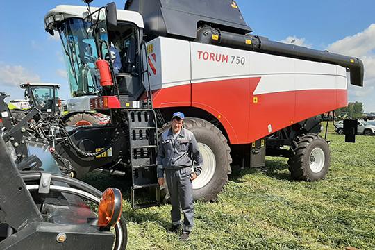 Особенностью работы «Август-Муслюм» является применение технологии no-till — способ ведения земледелия без вспашки земли