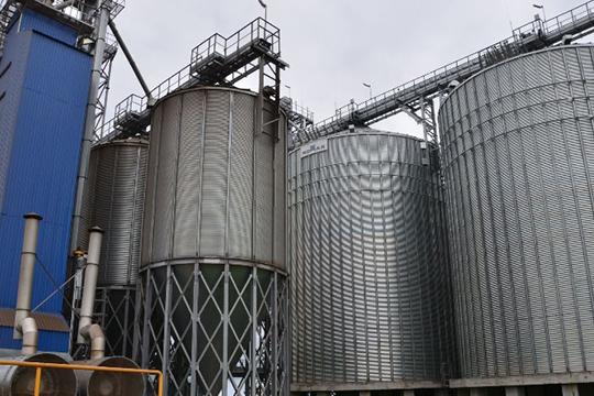 Несмотря на банкротство в прошлом целого ряда крупных элеваторов, Татарстан на сегодня обеспечен мощностями для хранения зерна. Совокупная мощность элеваторов в РТ — около 3 млн тонн зерна