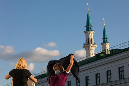 В Татарстане темпы прироста заболевших по-прежнему остаются на обнадеживающем уровне в 0,3%: в последнее время в республике фиксируется не больше 30 случаев в сутки