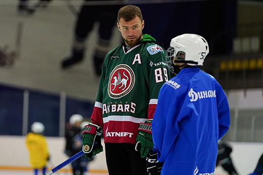 Артем Лукоянов: «Мы весь сезон будем фактически находиться рядом с ребятами. Очень важно, что это не одна тренировка, а целый цикл различных мероприятий по ходу сезона»
