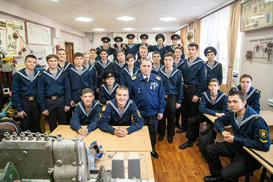 Сегодня Казанский филиал является одним изведущих учебных заведений Федерального агентства морского иречного транспорта