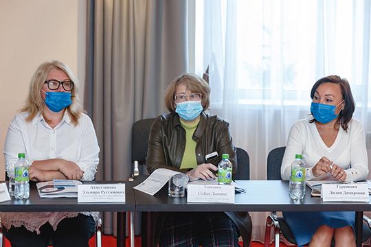 Суть мероприятиявтом, чтобы обсудить, насколько эффективно работает Татарстан смигрантами, достаточноли тех мер, которые уже принимаются натекущий момент?