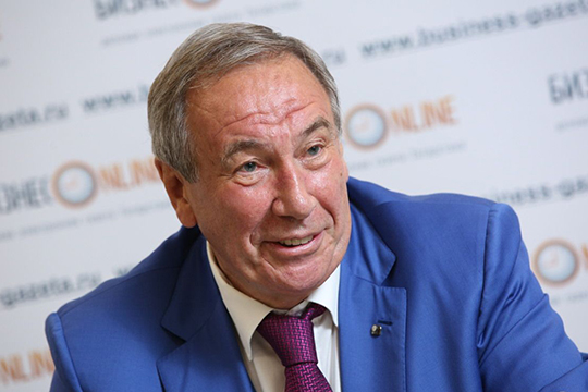 Шамиль Тарпищев:«Еслибы небыло первенства ичемпионата, тоситуация втеннисе былабы совсем плачевной»