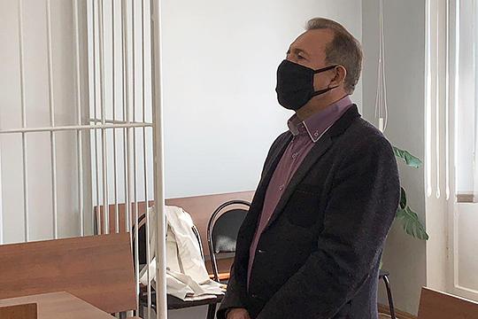 Сегодня Набережночелнинский городской суд вынес решение поделу экс-директора татарского драмтеатра городаРашата Файзрахманова