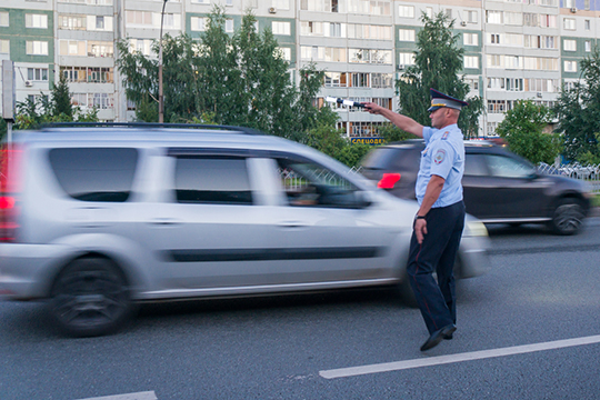 Автоинспекторы получат целый ряд новых поводов для взимания штрафов савтомобилистов