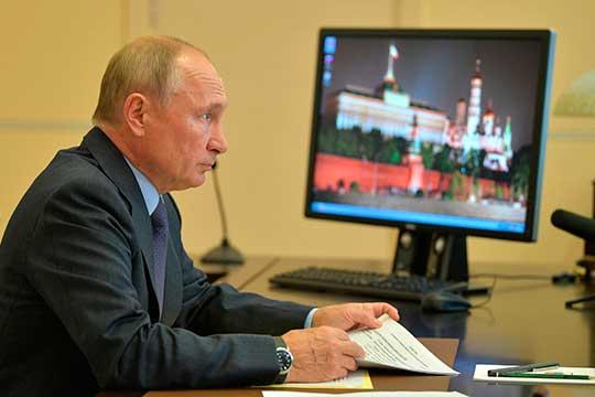 Владимир Путин оCOVID-19: «Люди неверят, что мыстолкнулись сочень опасным противником»