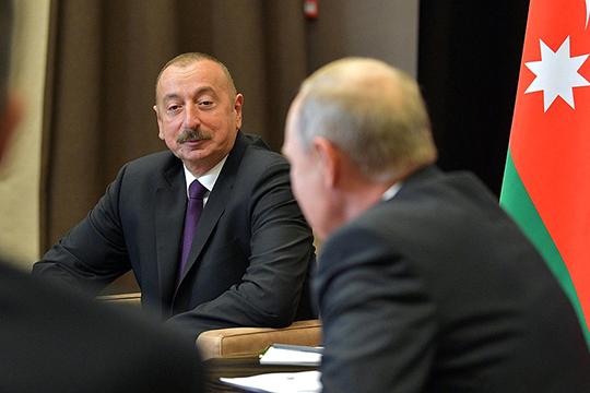 «Алиев может провозглашать, что его целью является возвращение Карабаха Азербайджану. Но он образованный человек и понимает, что это недостижимо»