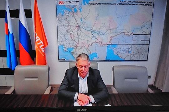Вячеслав Петушенко: «Официально вам заявляю, что сегодня утвержденной трассировки по Татарстану не существует!»