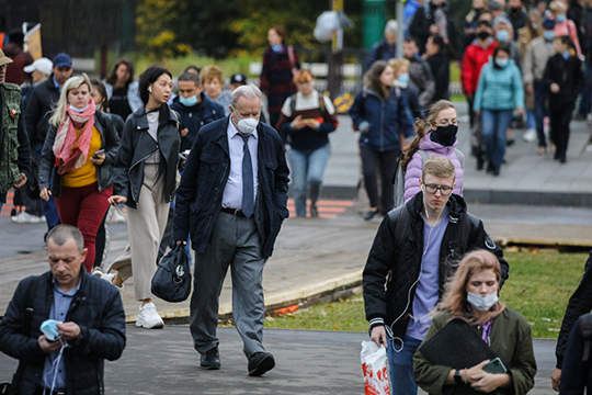 «Если проанализировать информацию из открытых источников, понятно, что в Москве снова растет число заболевших коронавирусом»