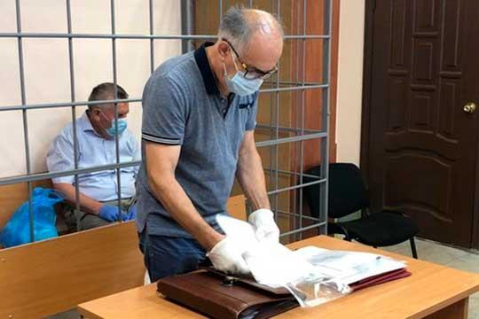 Бывший министр экологии Татарстана иэкс-глава Буинска, 68-летнийАглям Садретдиновуже сиюля сидит вкамере СИЗО-2 пообвинению взаказном убийстве