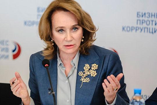Гульнара Сергеева рассказала, что по итогам последних трех лет (с 2017 по 2019 годы) количество субъектов малого предпринимательства, участвующих в закупках в Татарстане, снижается