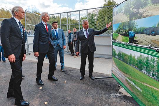 Александр Дюков: «В этом году совместно с группой компаний «ТАИФ», руководством республики и УЕФА мы запускаем проект по развитию массового футбола Grow»