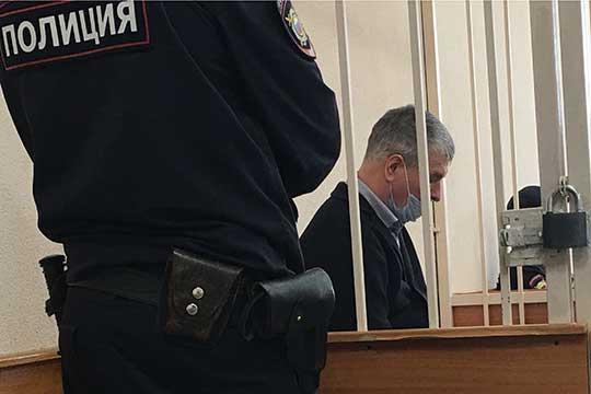 Несмотря насмену меры пресечения, претензии СКР иОБЭП к Ганибаеву никуда неделись