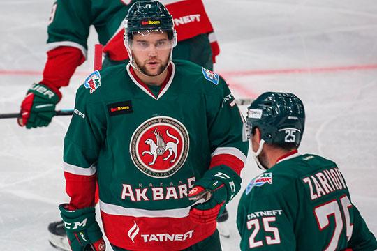 Александр Хованов на старте сезона он был на льду только треть матчей «Ак Барса», и его среднее игровое время на льду — чуть более 6 минут