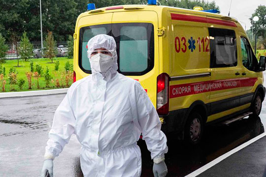 В России продолжился рост заболеваемости коронавирусом: число заболевших в сутки приблизилось к майским значениям