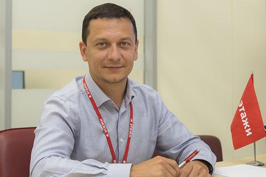 Марат Галлямов –директор АН «Этажи»