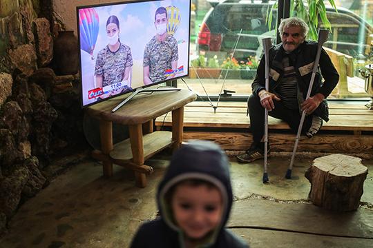«То, что Россия не будет открывать третий фронт войсками, очевидно. В Армении это прекрасно понимают»
