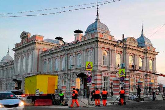 «Недавно прекрасный Алафузовский театр открыли, передали его движению «Создездие-Йолдызлык»