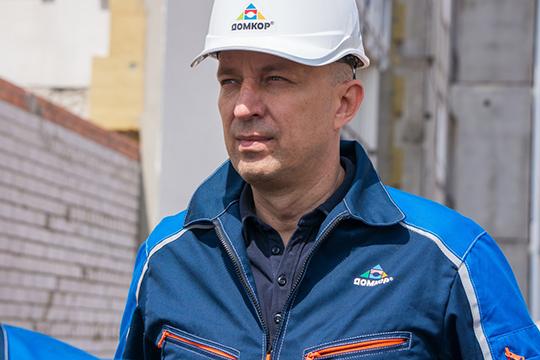 Юрий Мочалин: «Спрос в Альметьевске достаточно специфичный: он небольшой, поэтому мы и строим один-два дома в год»