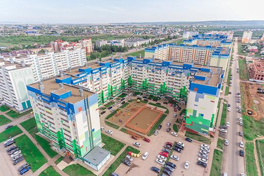 Челнинский «Домкор» ведет комплексную застройку вмассовом сегменте вАльметьевске 10лет