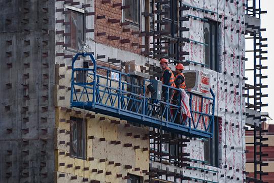 В 2020 году Альметьевск планировал ввести 140 тыс. кв. м жилья. За 8 месяцев город построил 88 тыс. кв. м.