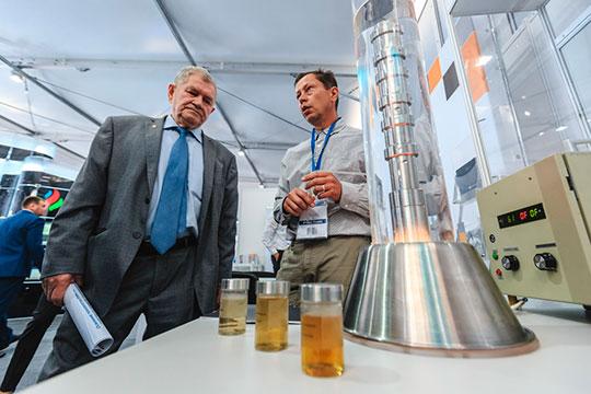 Рафинат Яруллин: «Переработка и добыча сернистой нефти требует других подходов, и для этого нужна научная база»