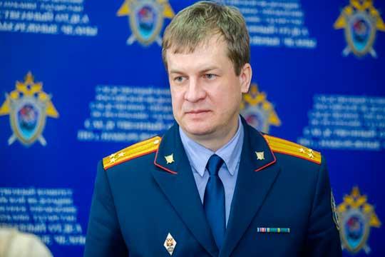Уруководителя СКР поРТВалерия Липского,наконец-то,появился первыйзаместитель