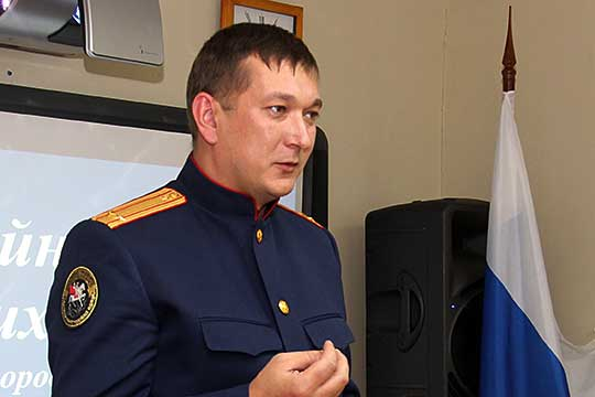Павел Олейник будет курировать территориальные следственные отделы, а также часть отделов по особо важным делам и криминалистов