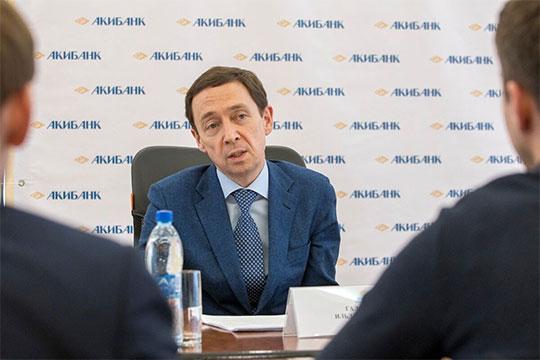 Неудачи со строительством свинокомплексов в Татарстане не подкосили личный авторитет председателя правления «Акибанка» Ильдара Галяутдинова (9)
