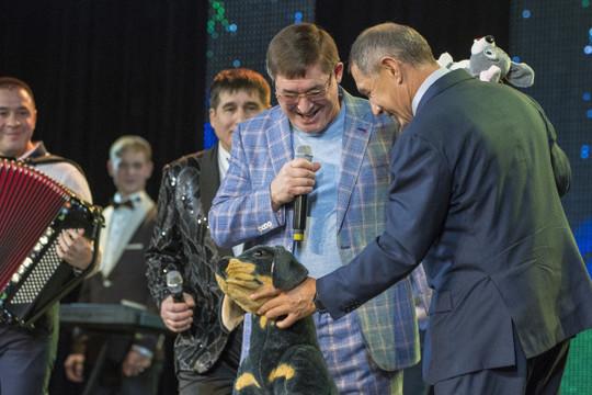 Салават Фатхетдинов: «Возможно, это первый этап превращения вманкуртов»