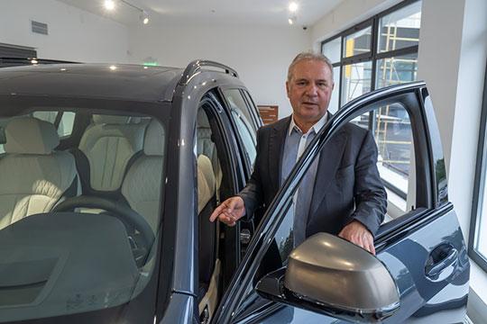 «Сейчас много автомобилей, достойных восхищения, которые я с удовольствием купил бы, но это же не имеет смысла»
