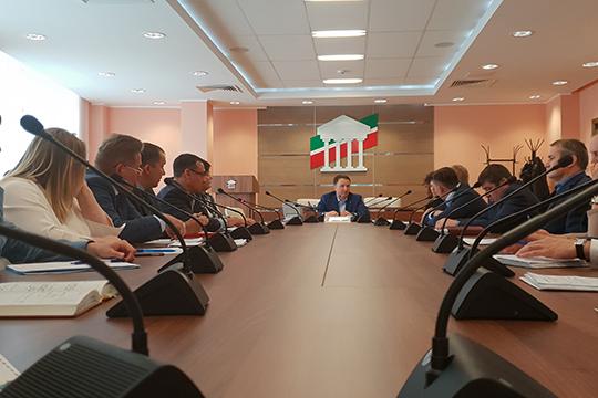 ГИСУ в этом году отмечает 60-летие — оно стал преемником управления капитального строительства при совмине ТАССР, которое занималось жильем, школами и больницами. Тогда численность персонала УКСа не доходила до 30 человек