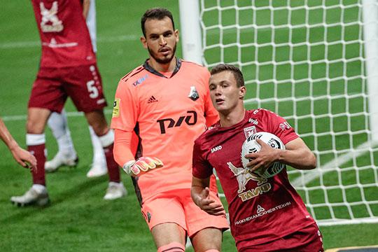 Купленный за 7 млн евро у «Краснодара» форвард Иван Игнатьев начинал сезон в основе, забивал лишь с пенальти.