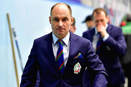 В этих условиях главным тренером «Ак Барса» на матч с «Витязем» будет заявлен наставник фарм-клуба «Барс» Сергей Душкин, который работает в вертикали клуба с 2019 года