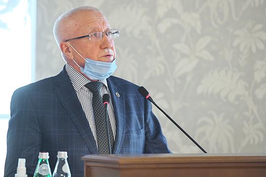 Рияз Минзарипов сообщил, что занятия в школе бизнеса ведут лучшие преподаватели российских и зарубежных вузов