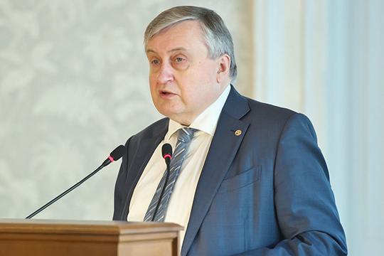 Валерий Сорокин: «Говорят, что после пандемии мир будет не тот. Ну, конечно, он будет не тот, потому что у нас добавилось 57 новых дипломированных специалистов!»