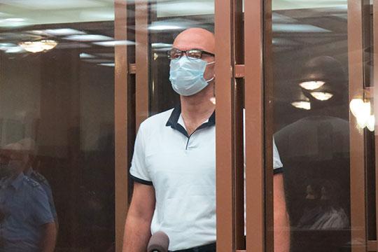 Верховный суд Татарстана отправил в колонию строгого режима предполагаемого члена ОПГ «Седьмовские» Алексея Назарова