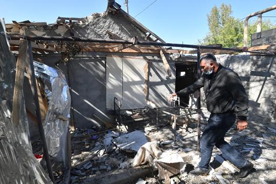 Война в Карабахе продолжается и пока пути разрешения этого вооруженного столкновения не видно