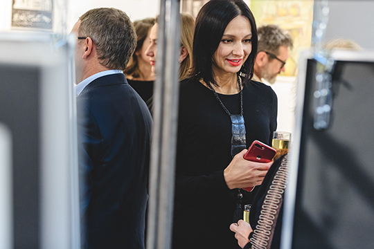 «Мне повезло поработать с Мирзаяновой, она очень работоспособный человек. Я в свое время у нее очень многому научился — она умеет выворачивать человека наизнанку»