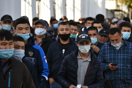 ВКыргызстане свершилась очередная революция. Наэтот раз октябрьская