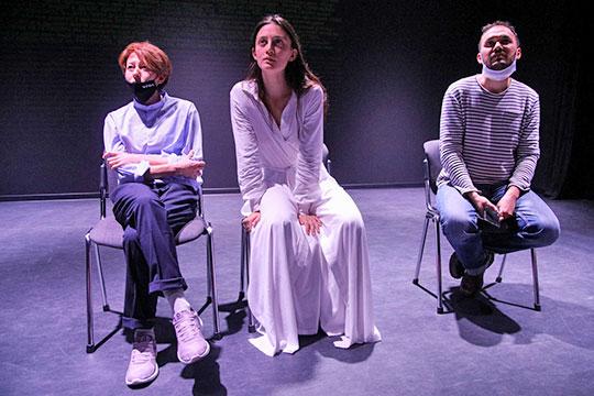 Айсылу Мирхафизхан в конце дискуссии отметила, что впервые в жизни оно точно знала — то, что она делает, именно ее ощущение и интерпретация слова автора-зрителя