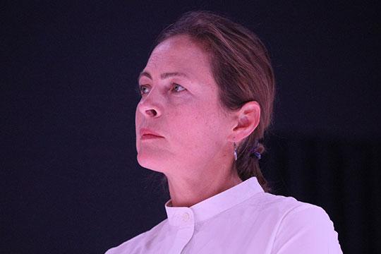 Елена Ковальская: «Я уверена, что нет единого смысла, который нам транслирует спектакль, и нам предлагают самим наделить смыслом происходящее»