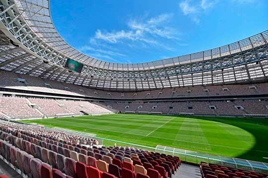 Проект реконструкции культового стадиона «Лужники» доверили команде«КазГАПа»