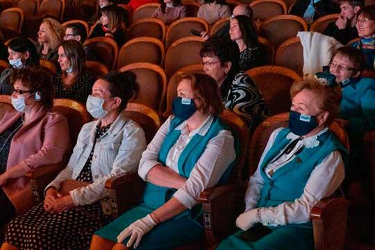 Коронавирус победил «Сююмбике»: ждатьли вала отмен вказанских театрах?