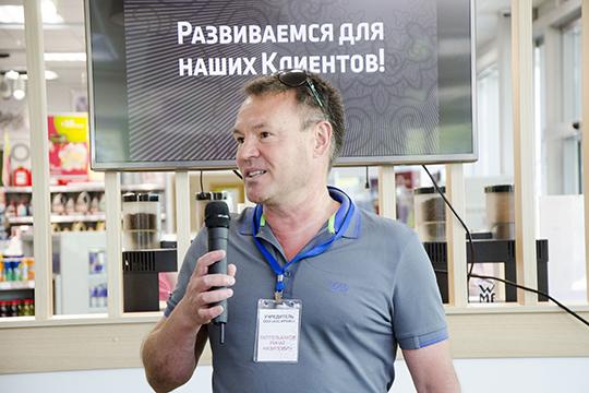 28августа доля 70% перешлаРинату Гаптельхакову (на фото), сменившего вроли мажоритарного владельцаИгоря Талдыкина