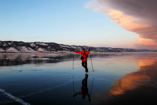 «Возможно, будет пользоваться спросом Ямал, или новый год в Тюмени в горячих источниках… Зимний Байкал — незабываемая история. Тоже будет востребованным продуктом»