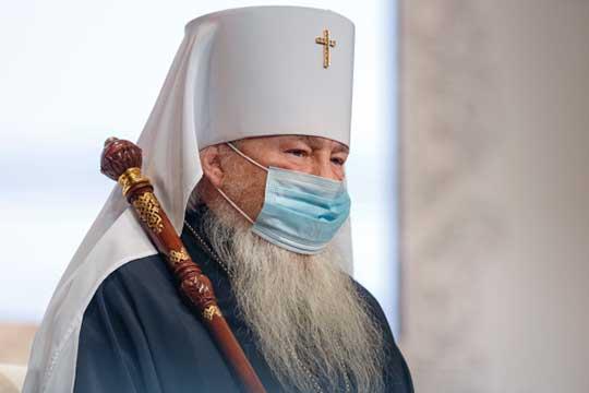 Митрополит Казанский иТатарстанскийФеофан: «Яихзаставил уйти накарантин, чтобы уберечься исамим»