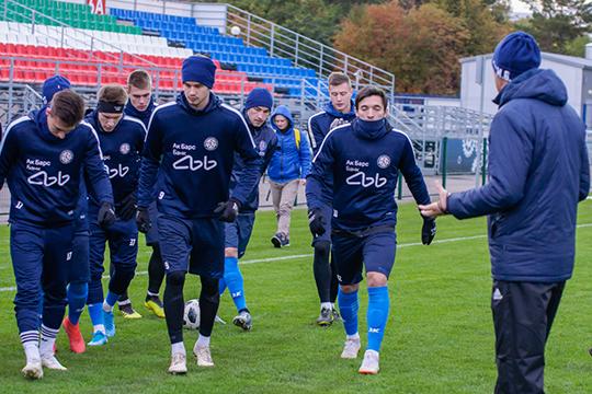 Сприходом Белова «КАМАЗ» действительно начал показывать более атакующий футбол, асамое главное— клуб давал результат.